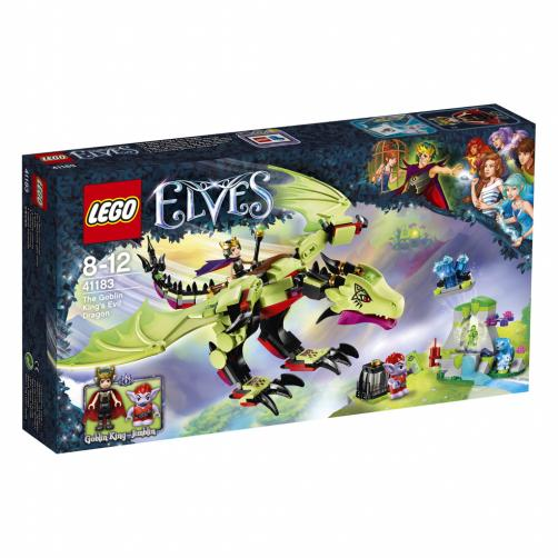 LEGO Elves Zlý drak krále skřetů