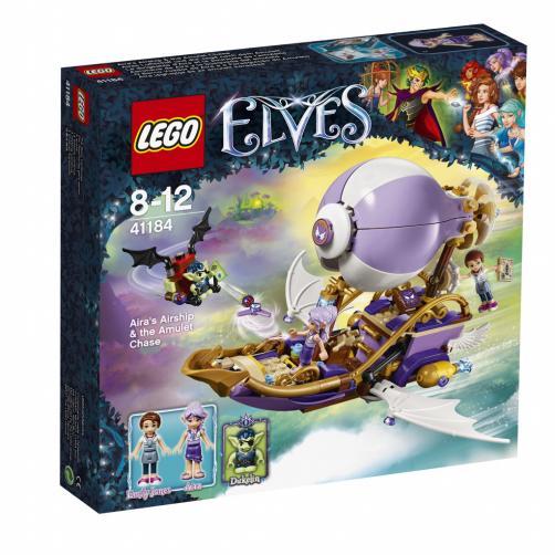 LEGO Elves Aira a její vzducholoď