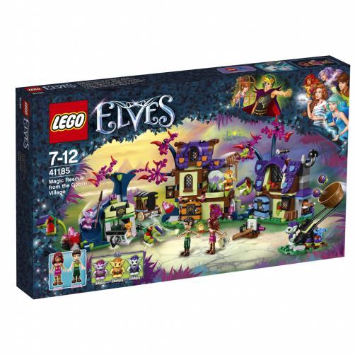 LEGO Elves Kouzelná záchrana ze skřetí vesnice