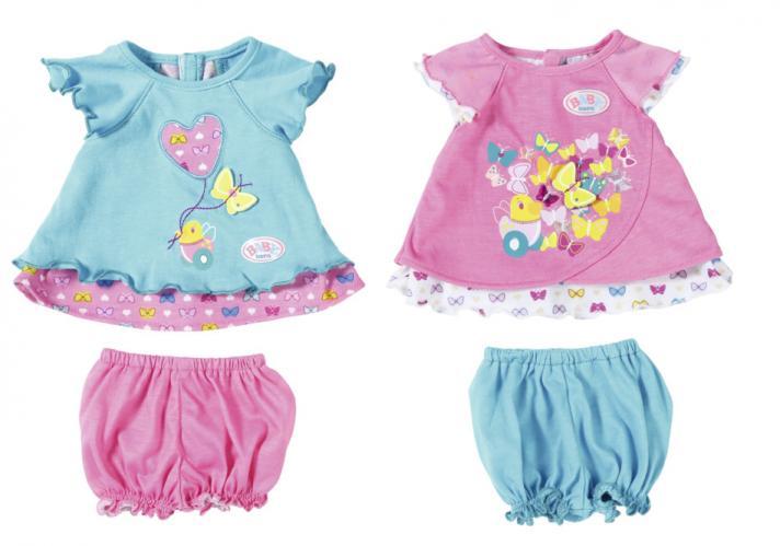 Baby born® Šatičky s motýlkem