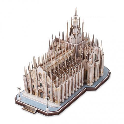 Puzzle 3D Duomo di Milano