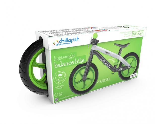 Balanční kolo BMXIE - RS zelené