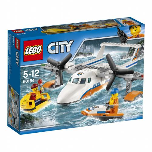 Lego City Záchranářský hydroplán