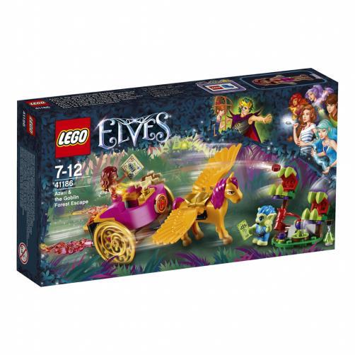 Lego Elves Azari a útěk ze Skřetího lesa
