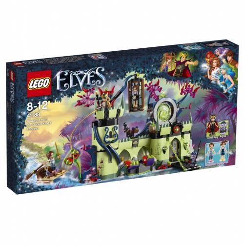 Lego Elves Útěk z pevnosti Skřetího krále
