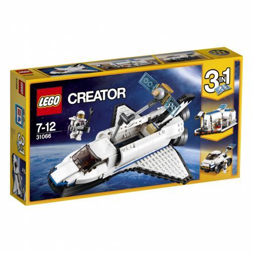 Lego Creators Vesmírný průzkumný reketoplán