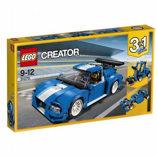 Lego Creators Turbo závodní auto