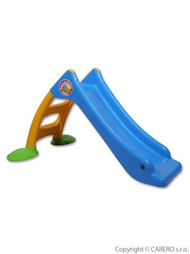 Dětská skluzavka - modrá