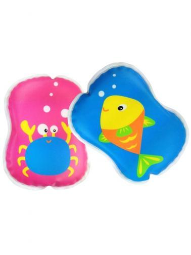 Hračka do koupele Baby Mix ryba a rak Dle obrázku