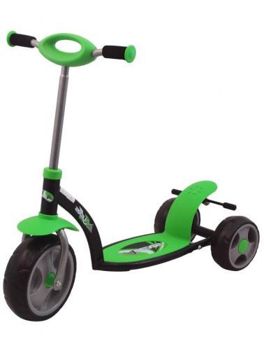 Dětská koloběžka Baby Mix zelená