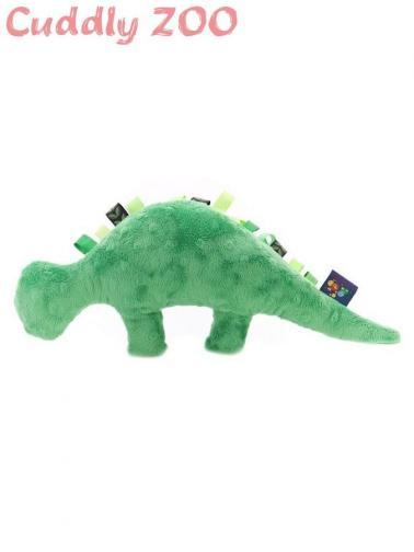 Dětská hračka Cuddly Zoo Dinosaurus zelený