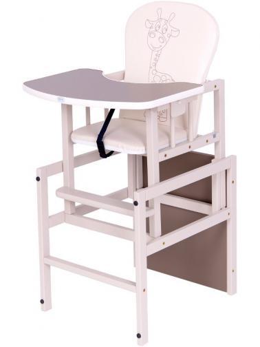 Borovicová židlička Drewex Antonín Žirafka cappuccino Cappuccino