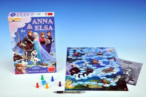 ANNA&ELSA společenská hra