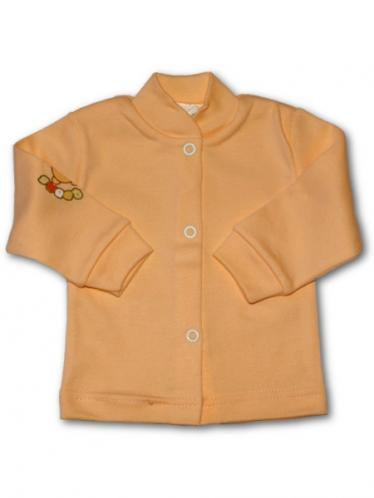 Kojenecký kabátek vel. 56 New Baby oranžový