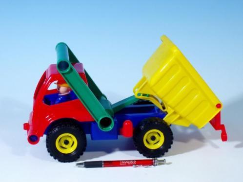 Auto sklápěč aktivní plast 27cm 24m+