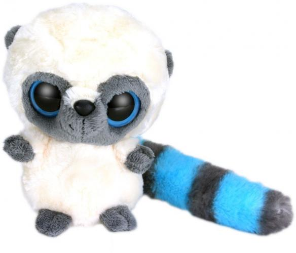 Yoo Hoo plyšák 15cm - modrý ocas