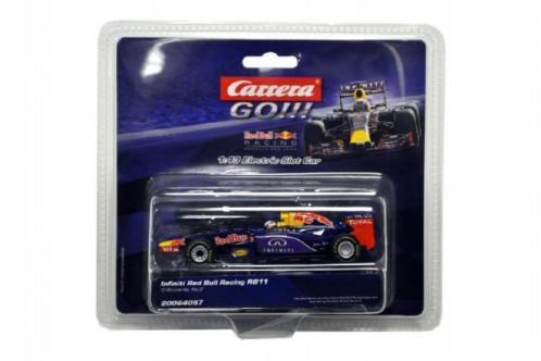 Auto Carrera GO!!! - 64057 Red Bull Racing Infiniti 12cm v krabičce