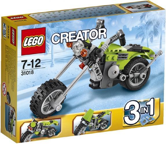 LEGO Creator Dálniční motorka