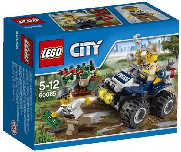 LEGO City Hlídka ATV