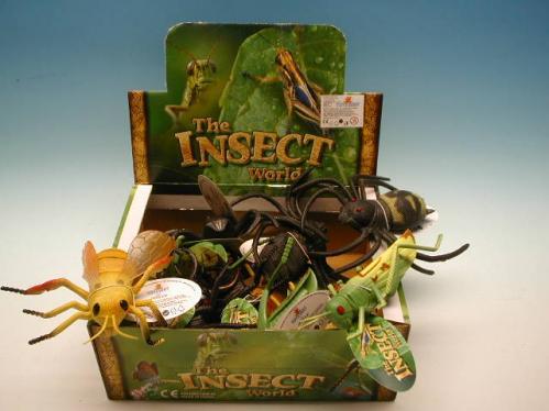 Zvířátka Hmyz,4druhy
