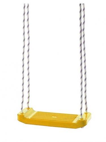 Dětská houpačka Žlutá