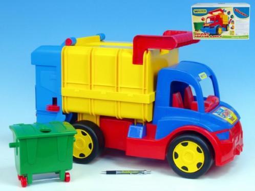 Auto Gigant popelář plast 63cm v krabici Wader