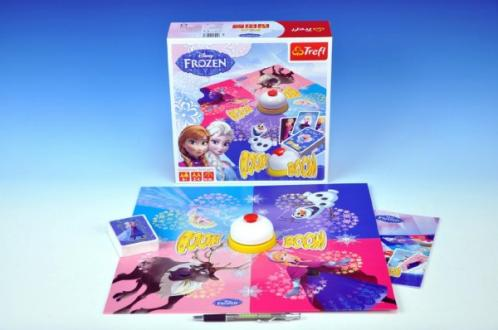 Ledové království/Frozen BoomBoom společenská hra