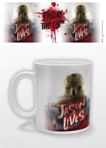 Posters Hrnek Pátek třináctého – Jason žije