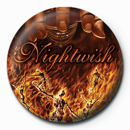 Posters Placka Nightwish-Master Passion G