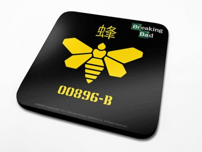 Posters Podtácek Breaking Bad (Perníkový táta) - Golden Moth