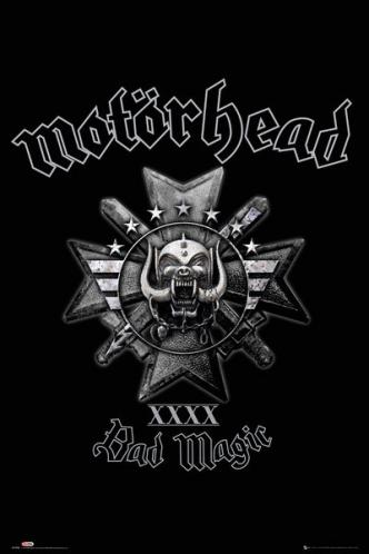 Posters Plakát, Obraz - Motorhead - Bad Magic, (61 x 91,5 cm)