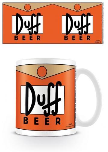 Posters Hrnek Simpsonovi - Duff Beer