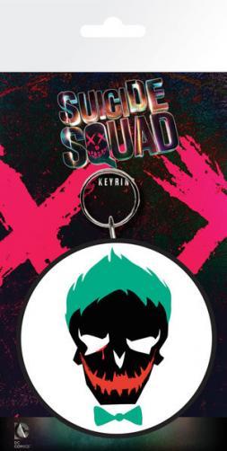 Posters Klíčenka Sebevražedný oddíl - Joker Skull