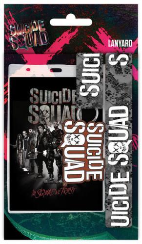 Posters Sebevražedný oddíl - Squad Zápisník
