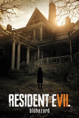 Posters Plakát, Obraz - Resident Evil 7 - Biohazard, (61 x 91,5 cm)