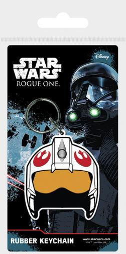 Posters Klíčenka Rogue One: Star Wars Story  Rebel Helmet