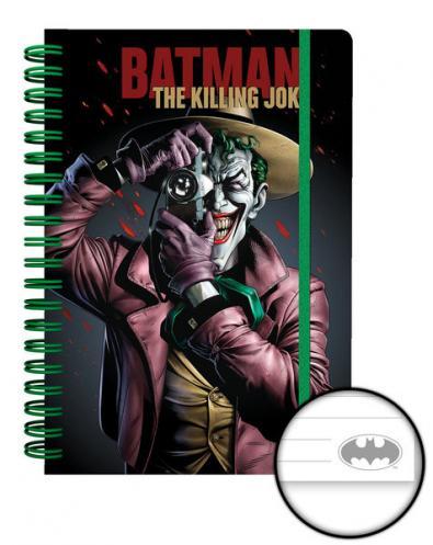 Posters DC Comics - Killing Joke Zápisník