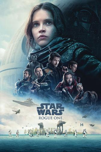 Posters Plakát, Obraz - Rogue One: Star Wars Story - One Sheet, (61 x 91,5 cm)