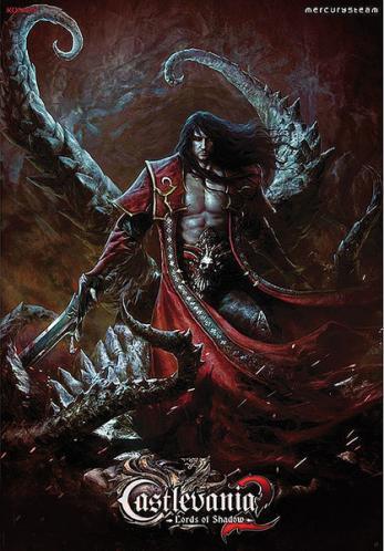Posters Plakát, Obraz - Castlevania - Lords of Shadow, (68 x 98 cm)