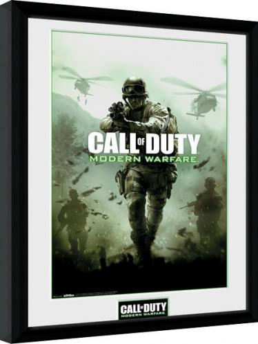 Posters Obraz na zeď - Call of Duty Modern Warfare - Key Art