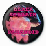 Posters Placka BLACK SABBATH - Paranoid