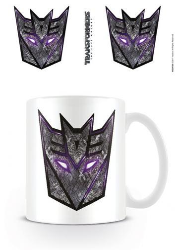 Posters Hrnek Transformers: Poslední rytíř - Decepticon Logo