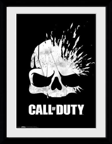Posters Obraz na zeď - Call Of Duty - Logo Skull