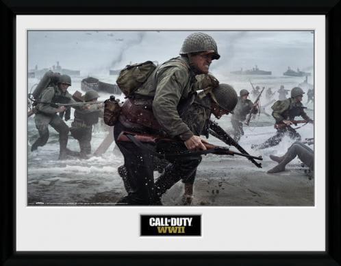 Posters Obraz na zeď - Call Of Duty: Stronghold - WWII Comraderie