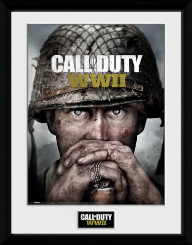 Posters Obraz na zeď - Call Of Duty: Stronghold - WWII Dogtags