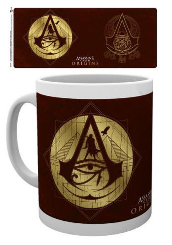 Posters Hrnek Assassins Creed: Origins - Gold Icons