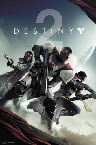 Posters Plakát, Obraz - Destiny 2 - Key Art, (61 x 91,5 cm)