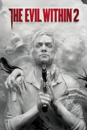 Posters Plakát, Obraz - The Evil Within 2 - Key Art, (61 x 91,5 cm)