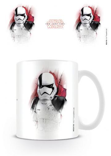 Posters Hrnek Star Wars: Poslední z Jediů - Trooper Brushstroke