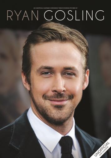 Kalendář 2018 Ryan Gosling
